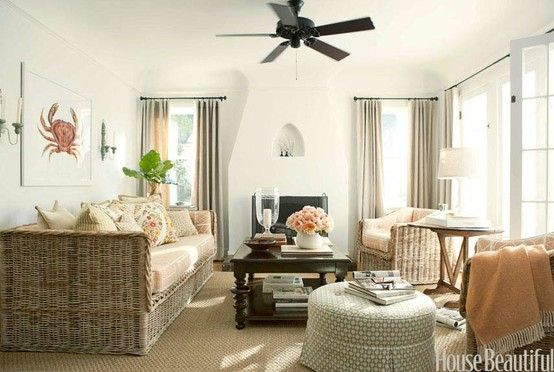Best Benjamin Moore White Dove Cottage Living Rooms 400 x 300