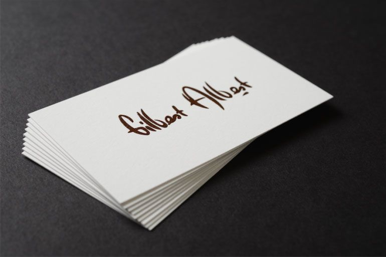 Raised Ink Best Business Cards Japan Printing Graphics Inc Cool Business Cards Minimalist Business Cards Printing Business Cards