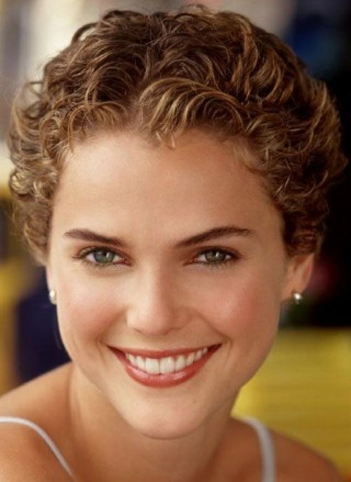 20 Hairstyles For Curly Frizzy Hair Womens Thick Curly