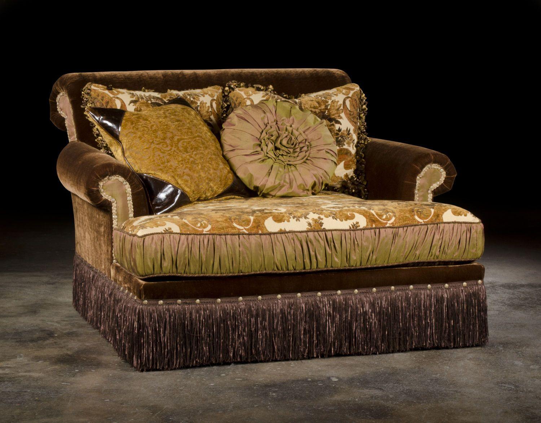 Paul Robert Living Room Chaise Lounge 341 17 Goods NC