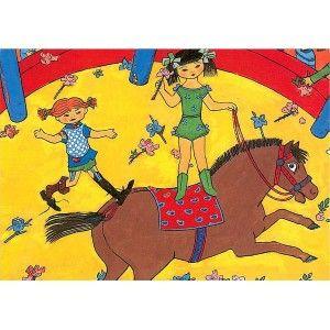Pippi Långstrump : cirkus 1