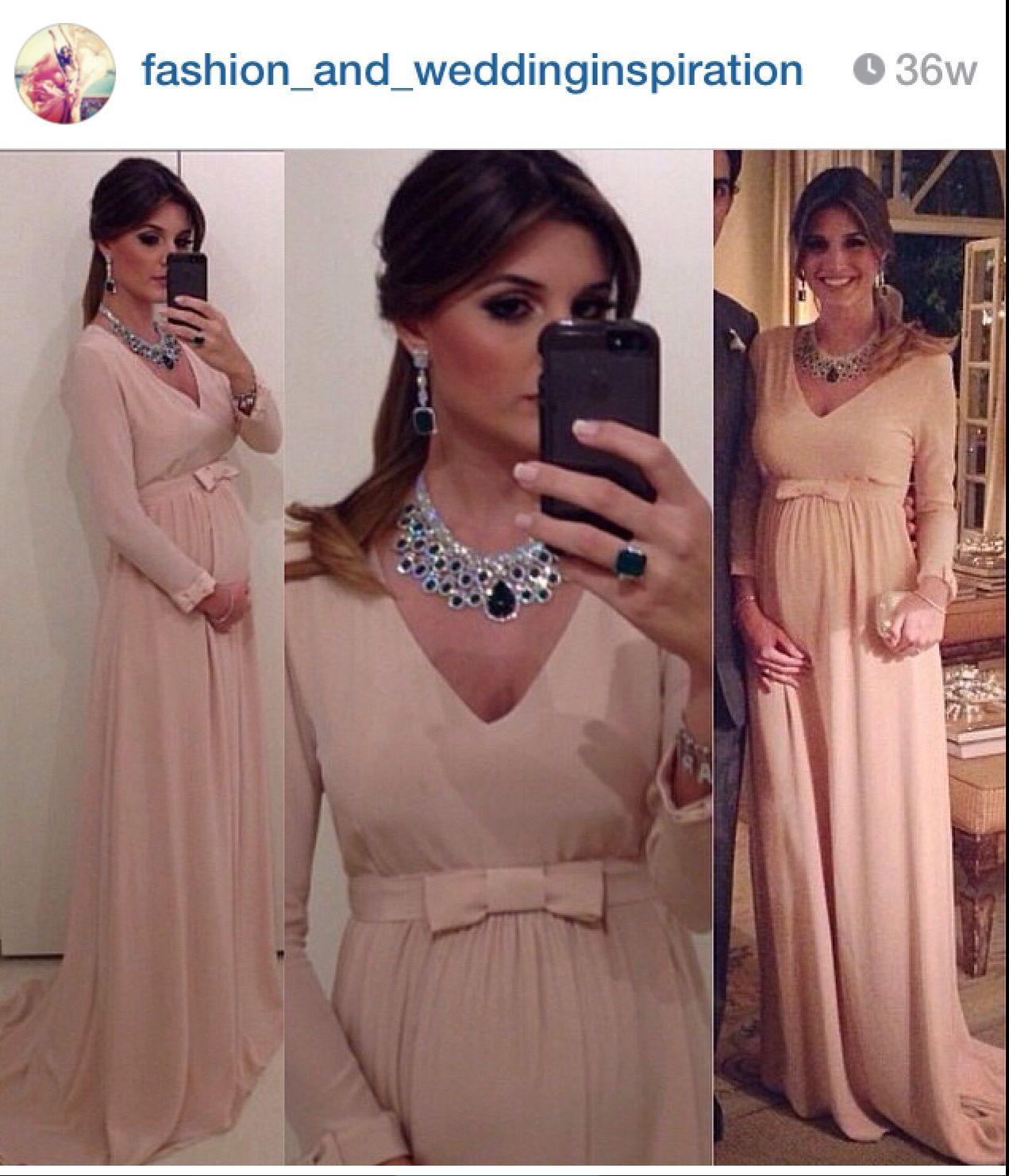 579fae93dff33 #instagram Evening Dress 2015, Long Sleeve Evening Dresses, Long Prom Gowns,  Chiffon