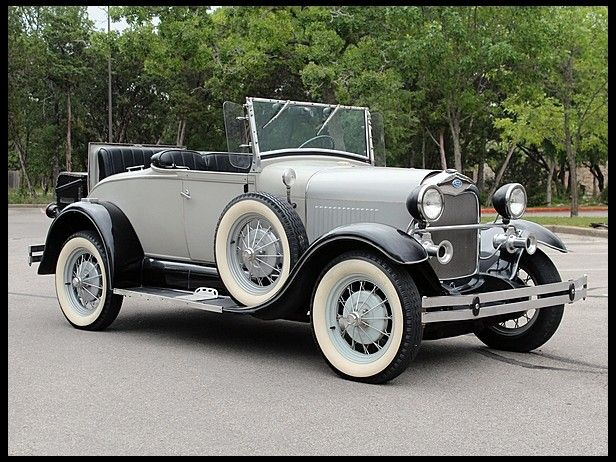 Cabriolet model a house