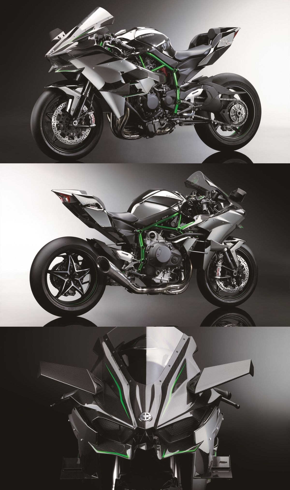 The Psychotic 300 Hp Kawasaki Ninja H2r Is A Hellcat On Two Wheels