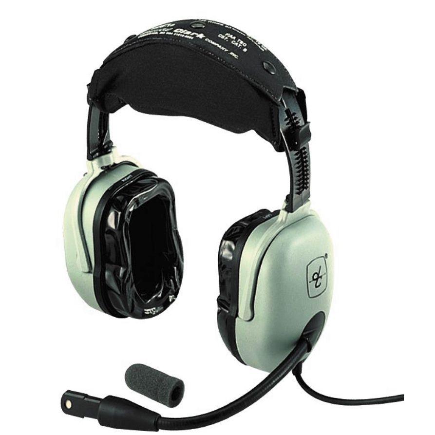 3481335e969 David Clark H20-10 Headset - Passive