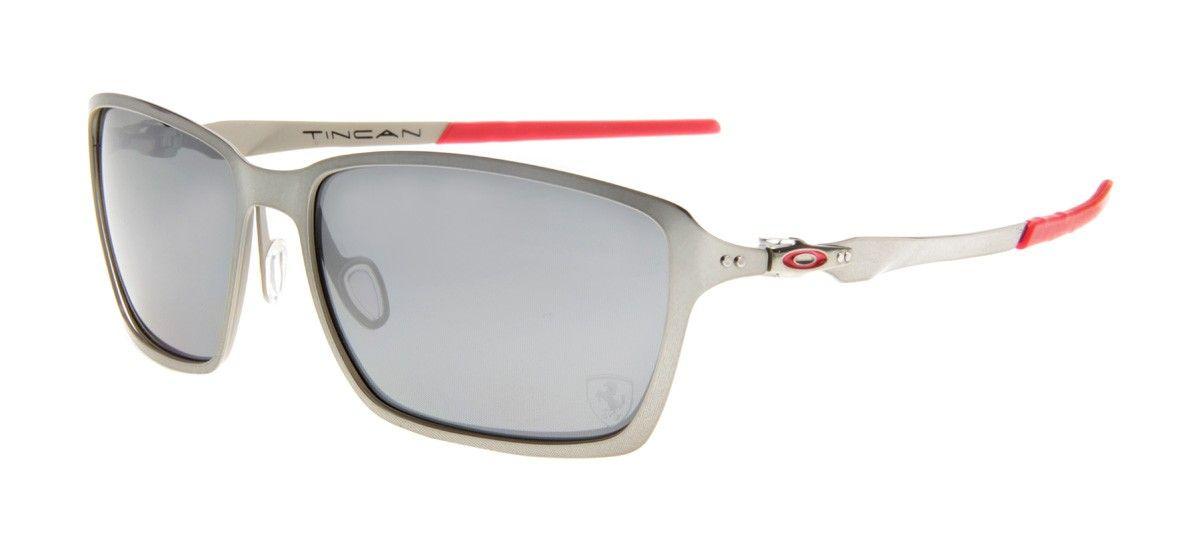 Oakley Tincan Ferrari - Óculos de Sol Oakley Tincan Ferrari com Desconto f239644ca5