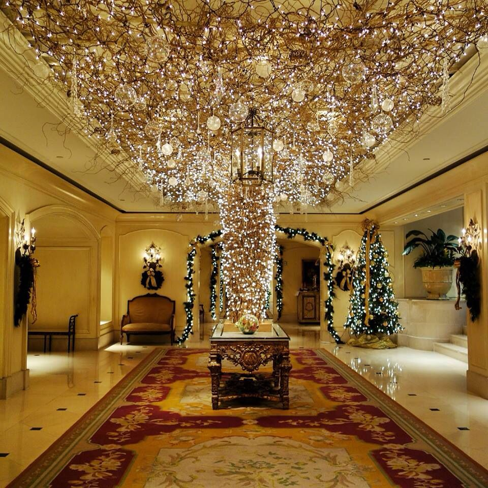 Image result for ritz carlton new orleans at christmas