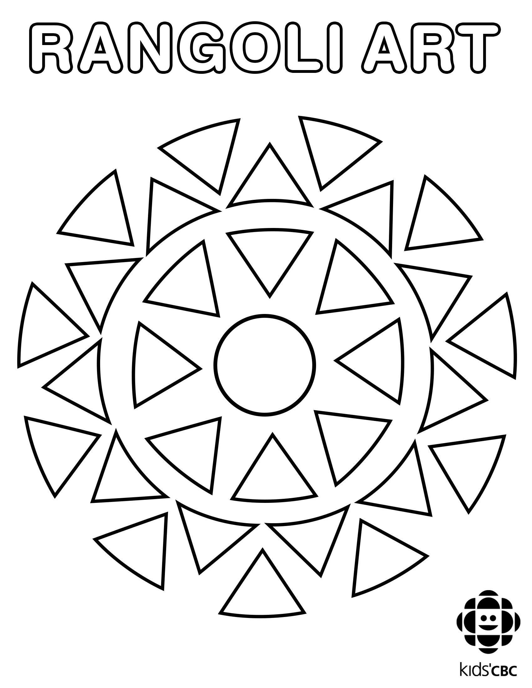 Image result for rangoli patterns black and white | Rangoli design ...