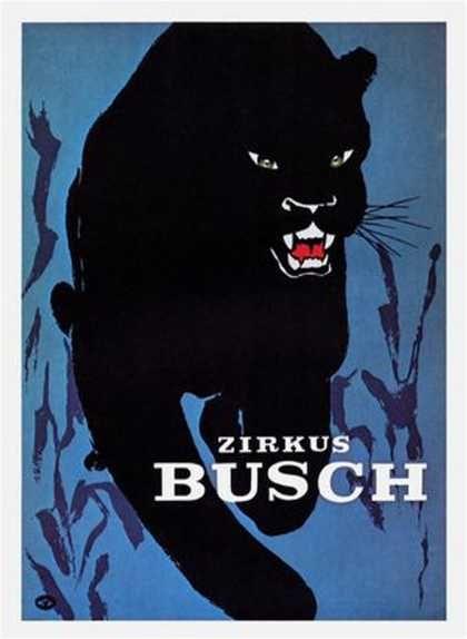 Zirkus- Busch Circus
