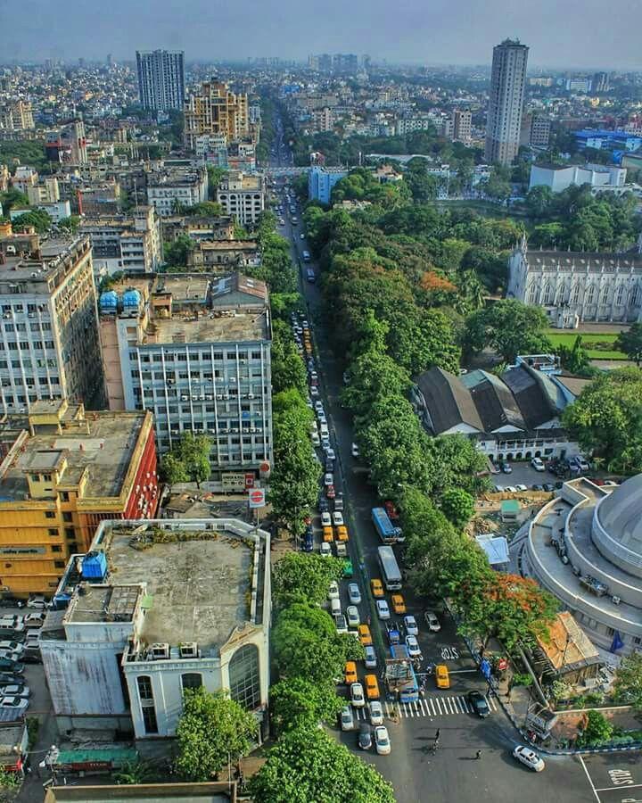 calcutta city of joy