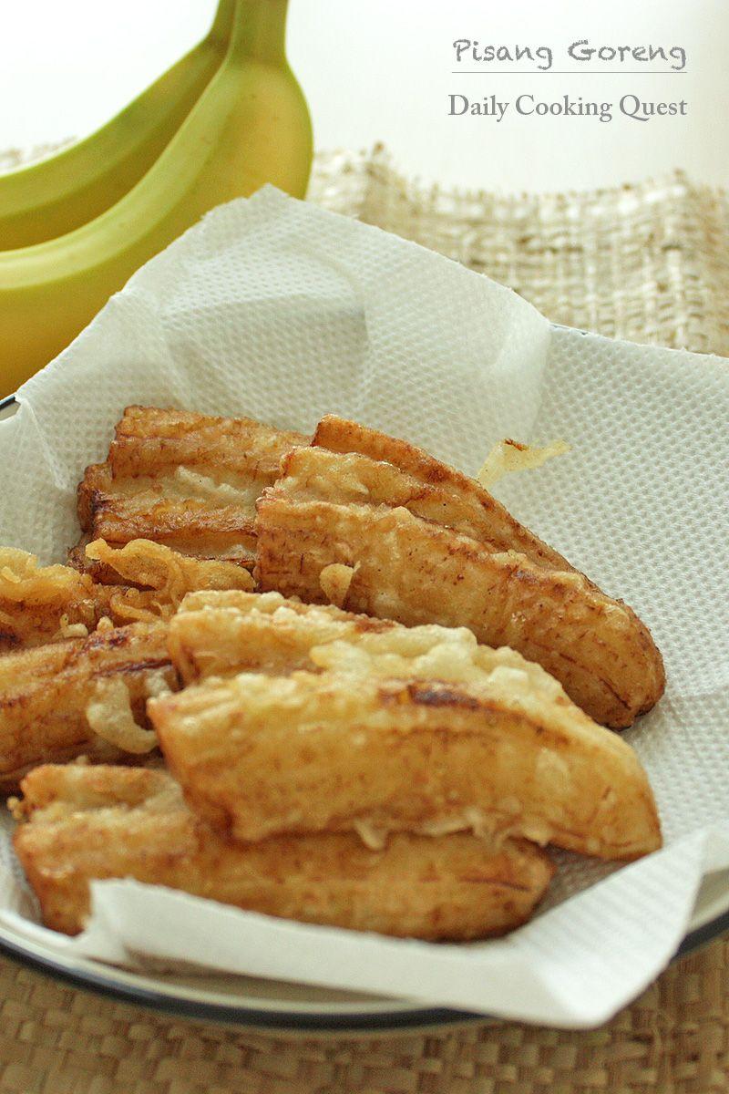 pisang goreng indonesian fried banana recipe fried bananas indonesian desserts recipes pisang goreng indonesian fried banana