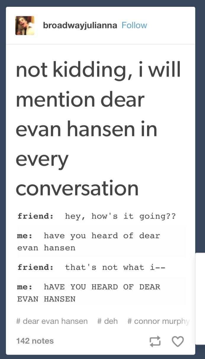 Jared Dear Evan Hansen Sincerely Me