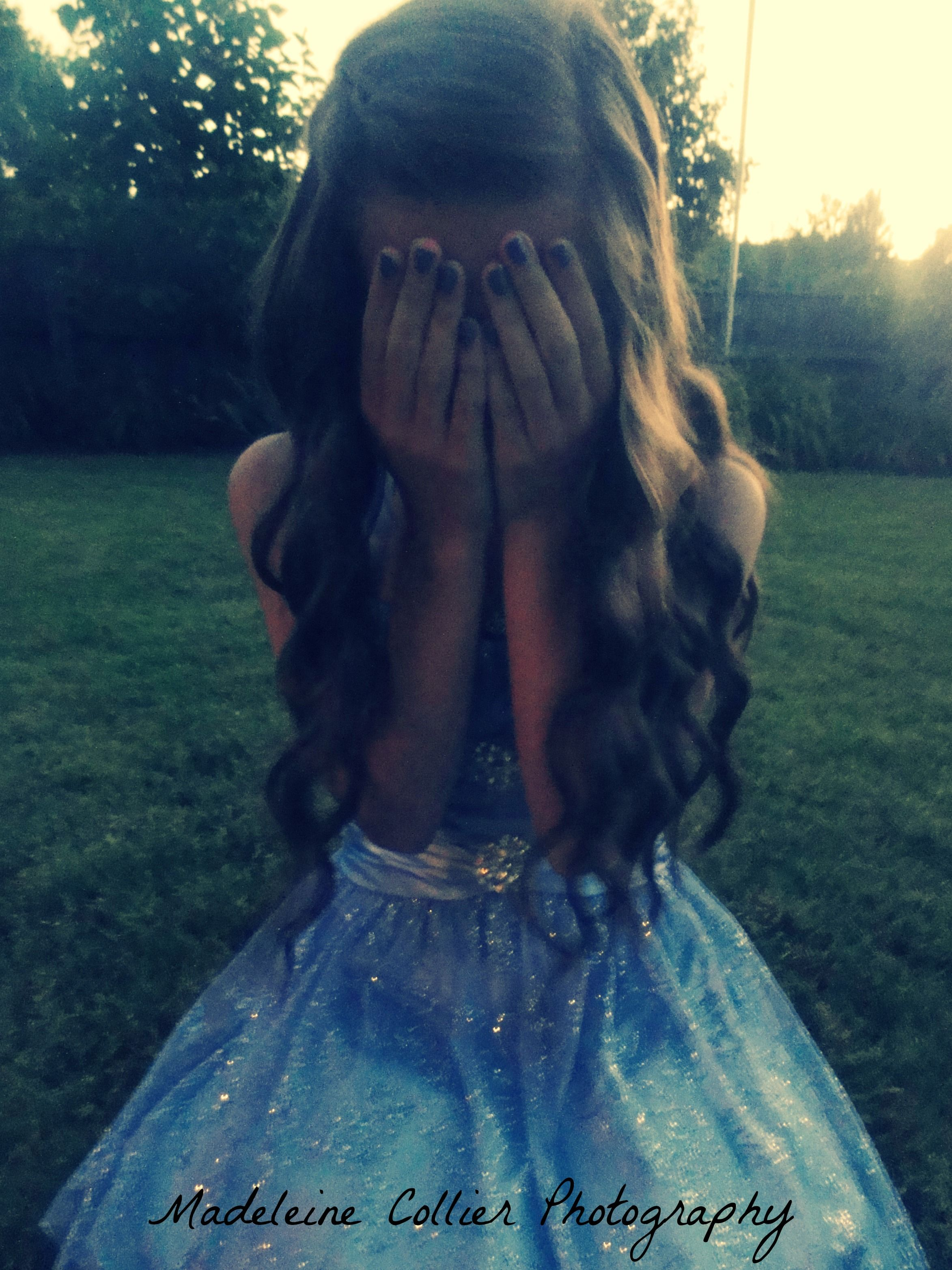 Cute Easy Hairstyles For School Dances : Th grade dance taken by madeleinecollier my photography