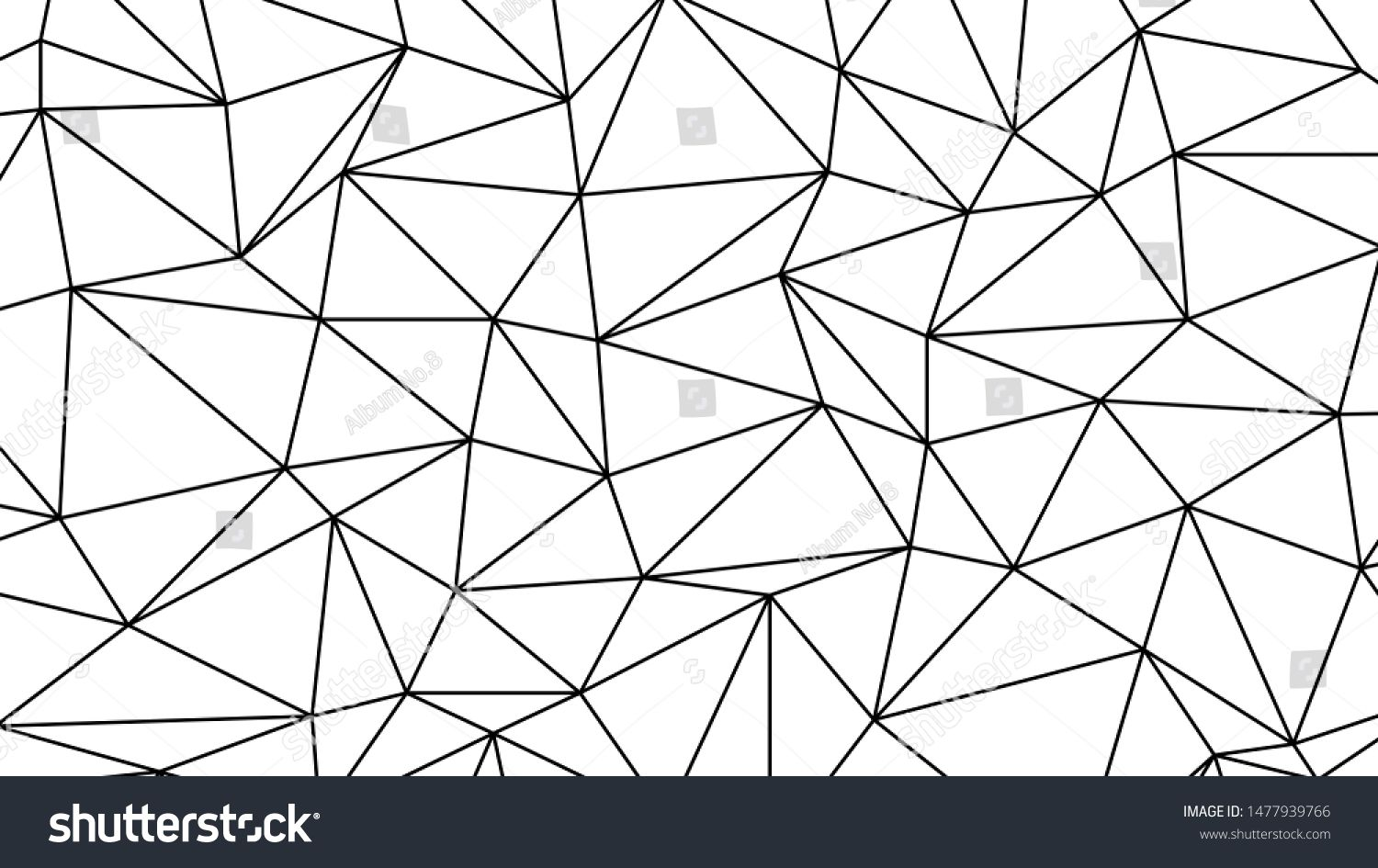 Black And White Geometric Abstract Wallpaper Background Sponsored