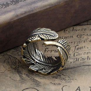 Frreather ring