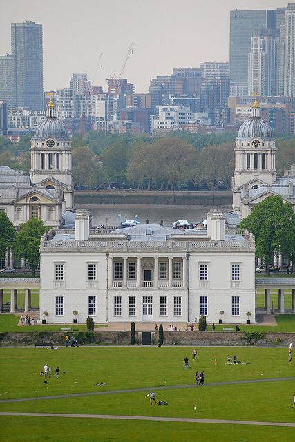 The Queen S House Greenwich The Queen S House Is A Former Royal Residence Built Between 1616 1619 In Greenwich London England London Architecture London City