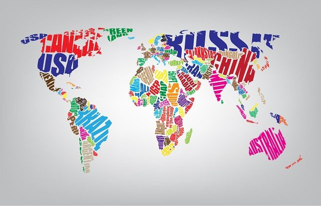 World names wall mural world map wallpapers wallpaper ink world names wall mural world map wallpapers wallpaper ink gumiabroncs Images