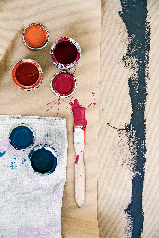 Verf | paint | vtwonen 03-2017 | Fotografie Alexander van Berge, Hans Blomquist, Debi Treloar | Styling Marianne Luning