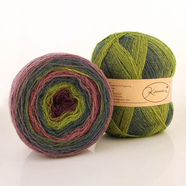 Kauni Wool 8/2 Effektgarn - Knitting Yarn - Tangled Yarn UK