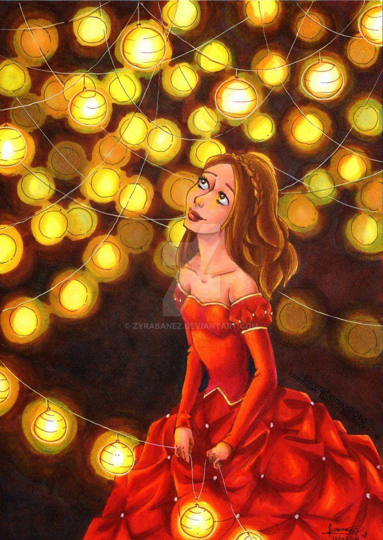 Fairy Lights by zyrabanez on DeviantArt Fairy lights