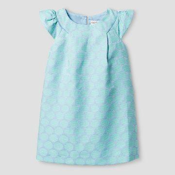 c878b3b549f Toddler Girls  A Line Dress Cat   Jack™ - Whimsical Blue
