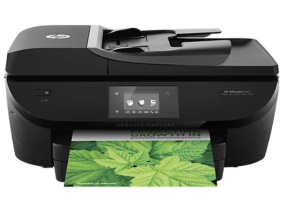Hp Officejet 5744 E All In One With 6 Months Of Hp Instant Ink