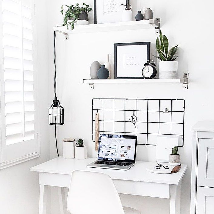 39 Chic Home Office Workspaces You'll Want To Copy