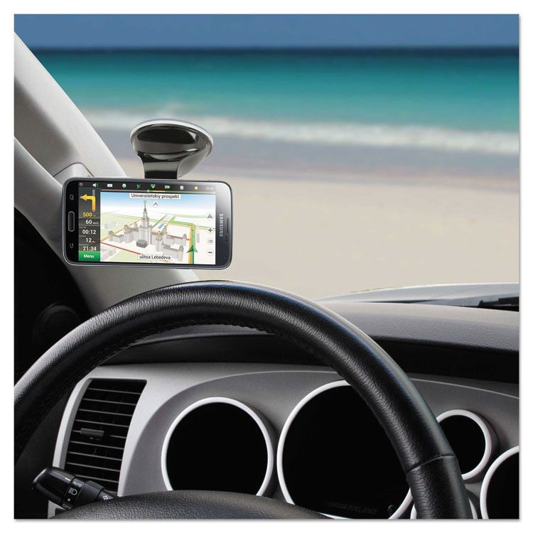 Magnetic Window Mount For Mobile Devices