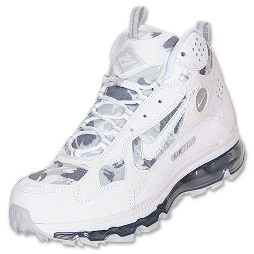 100% authentic b8b30 86661 Nike Air Max Terra Sertig Men s Casual Shoes   FinishLine.com    White Charcoal