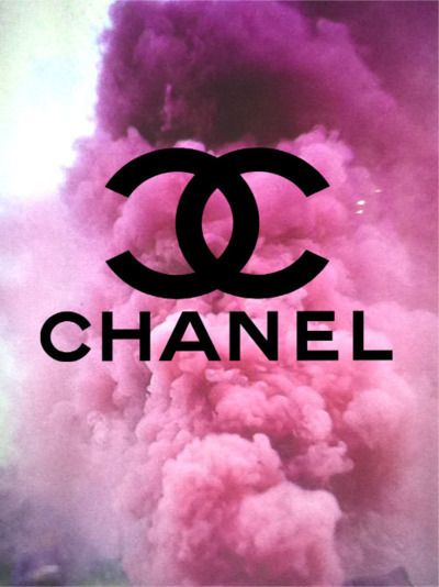 /Thats pink alright. Chanel background, Chanel