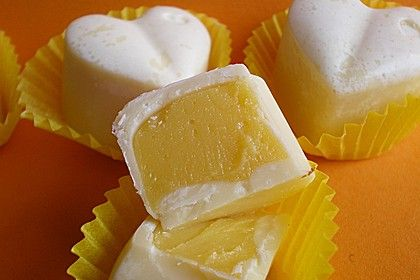 Orangen-Pralinen mit Joghurt von Sterneköchin2011 | Chefkoch