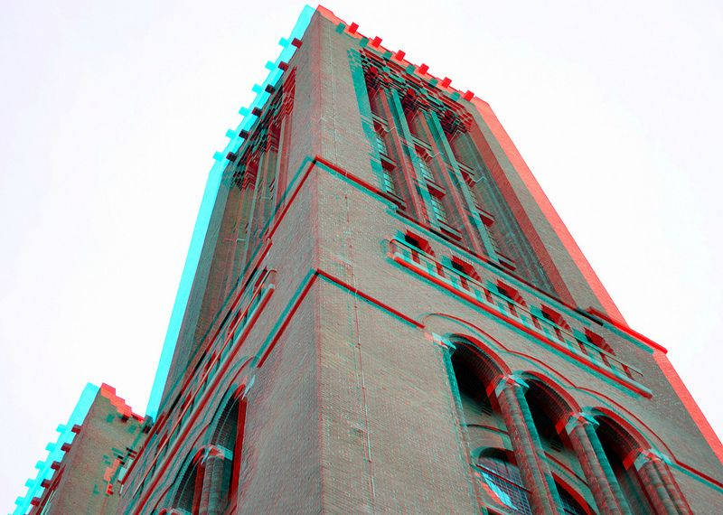 Toren Kathedrale Sint Bavo 3D | by wim hoppenbrouwers