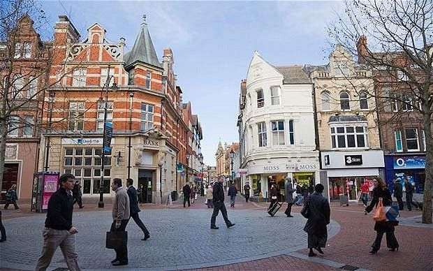 Britain 39 S Best Cities For Jobs In Pictures Reading