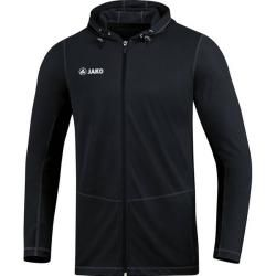 Photo of Jako women's hooded jacket Run 2.0, size 44 in black JakoJako