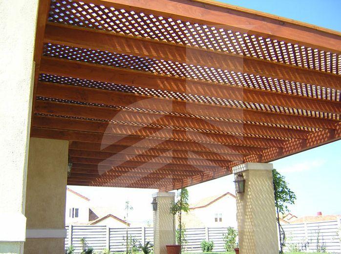Cielo tipo treillage de raul terrazas pinterest for Decoracion de cielo