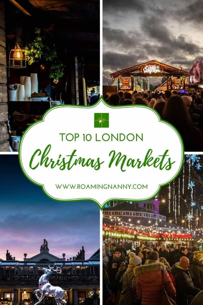London Christmas Markets You Can T Miss This Holiday Season In 2020 London Christmas Market London Christmas Christmas Market