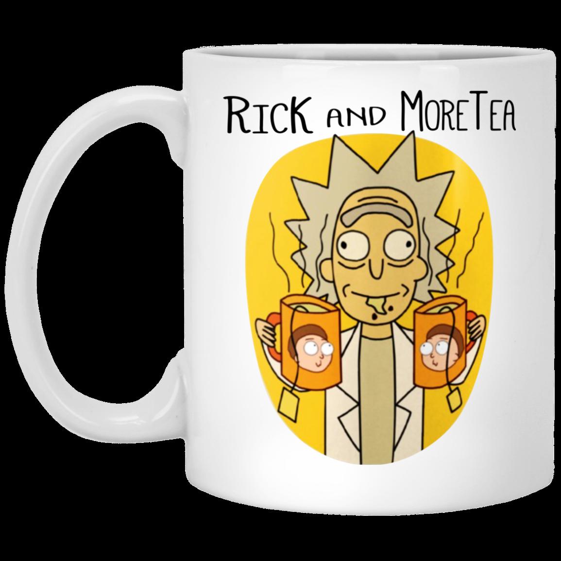 Rick And More Tea Mugs #teamugs