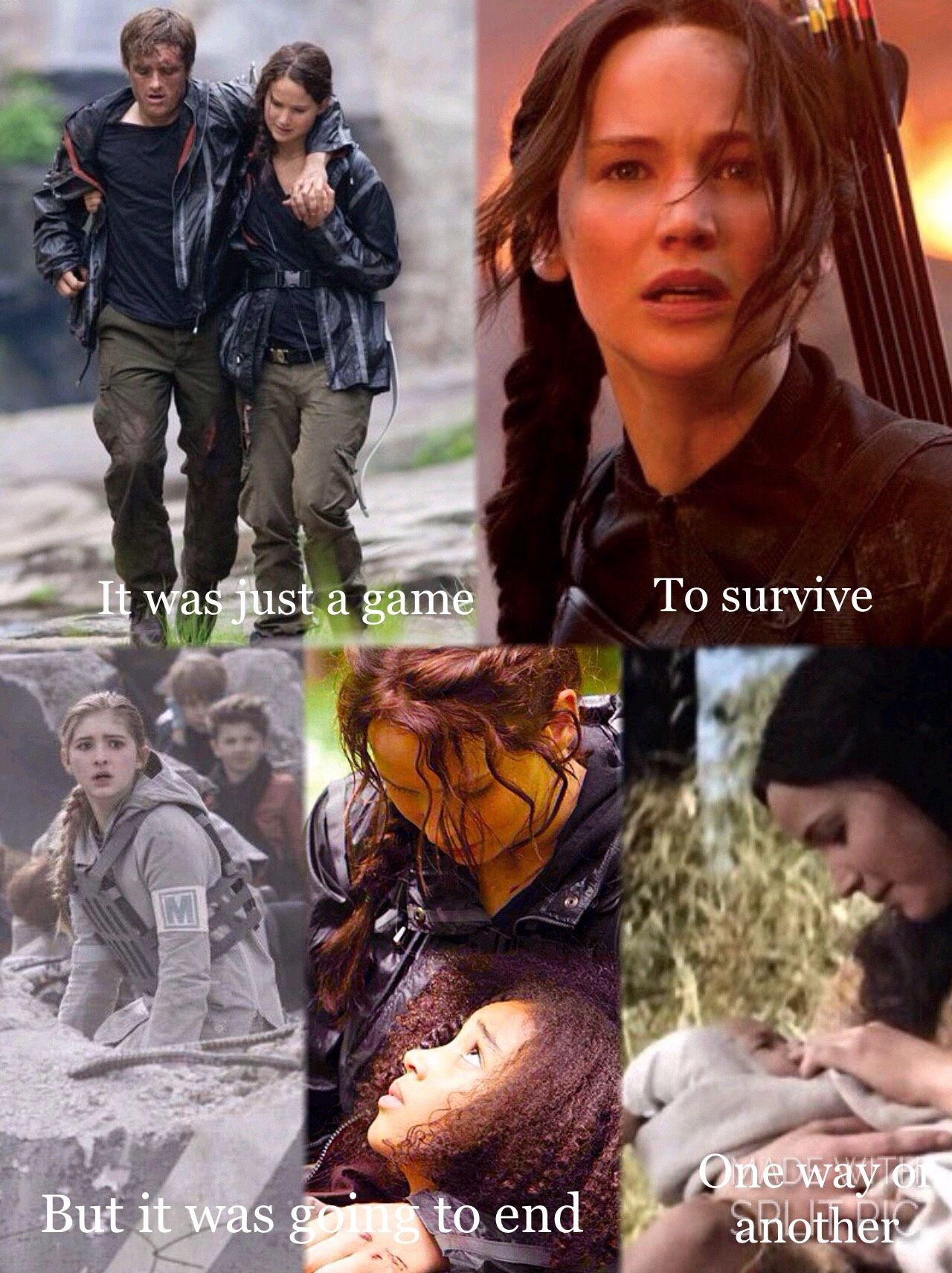 25 Best Memes About Funny Hunger Games Memes Funny Hunger
