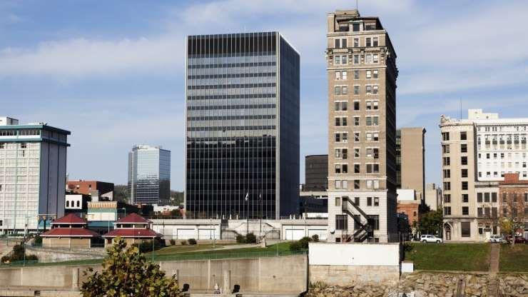 Charleston wva population decrease due to migration