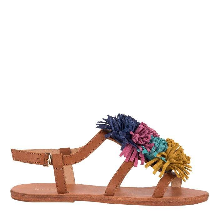 SANDALIA FLAT WESTIES FLYGON - Zapatos - WESTIES Nine West