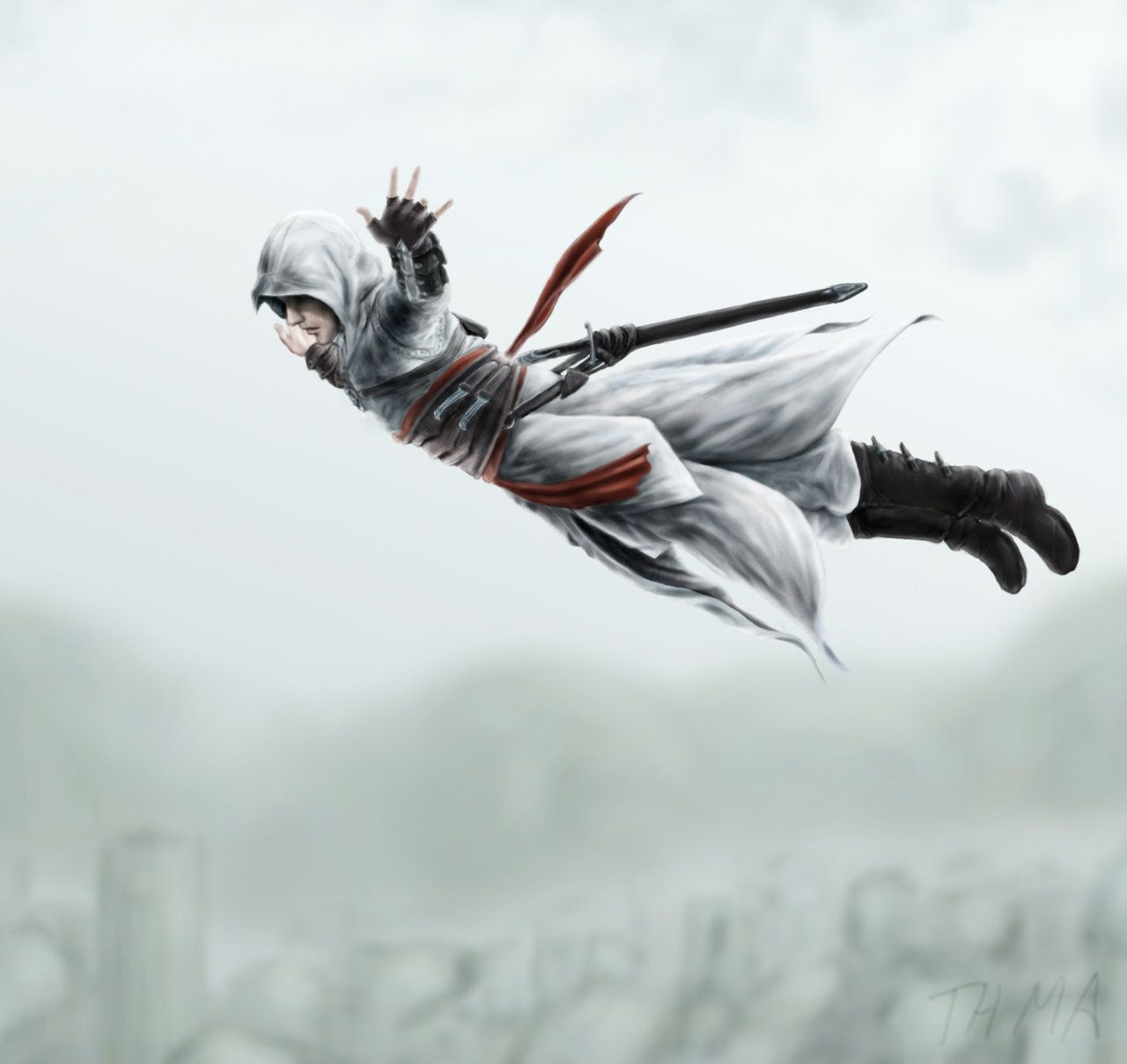Assassin S Creed Leap Of Faith Gabetumblr Assassin S