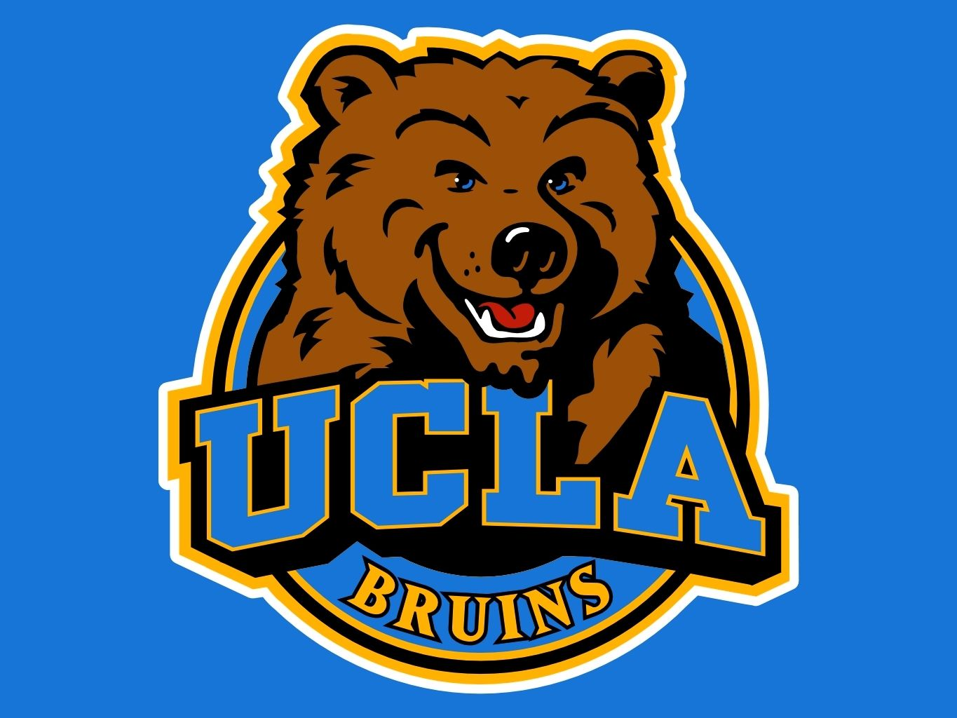 ucla - Google Search | Quincy Bledsaw | Pinterest Ucla Logo Bear
