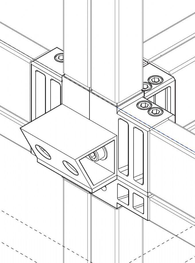 Modular System Construction Details Szukaj W Google Construcao De Casas Ideias Casa Container