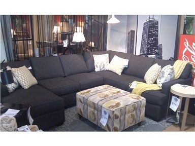 Clearance Living Room 4 Pc Dillon Sectional Cek29000als At