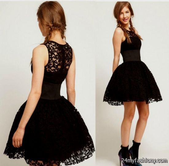 black graduation dresses for 8th grade 2016-2017 » B2B Fashion ...