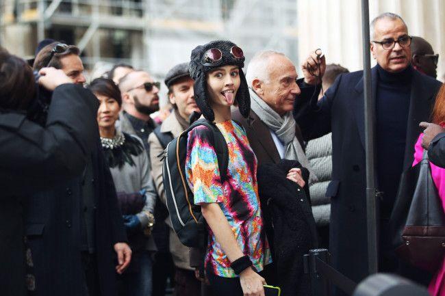 Pretty People @ Paris #FW14