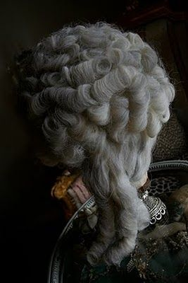 Powdered Wig