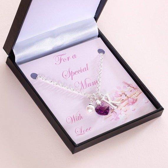 Birthstone Heart, Initial & Pearl Necklace on Card Mount for Sister, Mum, etc. #mumsetc Birthstone Heart, Initial & Pearl Necklace on Card Mount for Sister, Mum, etc. #mumsetc Birthstone Heart, Initial & Pearl Necklace on Card Mount for Sister, Mum, etc. #mumsetc Birthstone Heart, Initial & Pearl Necklace on Card Mount for Sister, Mum, etc. #mumsetc