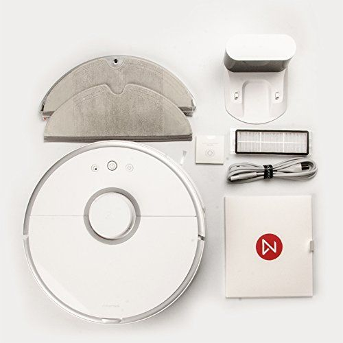 Xiaomi App Controlled Self Charging Helper Mijia Roborock
