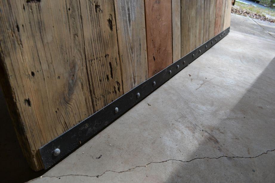 Handmade Barn Door Makes Architects Condo Remodel Condo Remodel Barn Door Sliding Barn Door Hardware